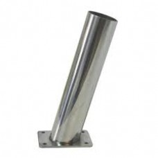 KPOY100- Stainless Steel Single Fish Pole Holder