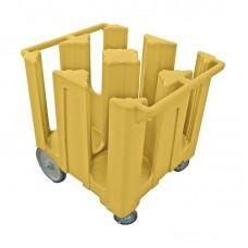 TAS-1821- Fixed Model Plate Trolley