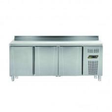 TPS-63 Counter Type 3-Doors Snack Refrigerator