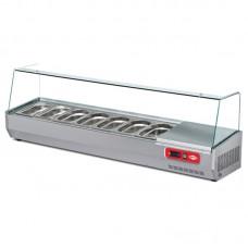 Over Set Cold Display Unit - EMP-160