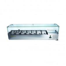Over Set Cold Display Unit - TTR-150