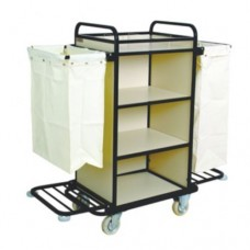 025B- Cleaning Cart