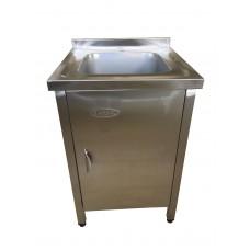 KE-60 Washing Sink - One Bowl, 1 Door