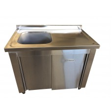 KDE-1502- Cabinet - One Bowl Washing Sink