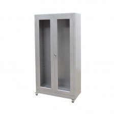 MDC - Equipment Cabinet - Glass Door / No Shelve